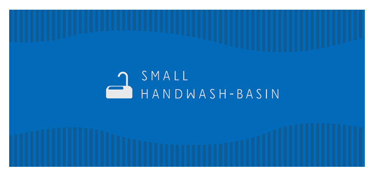 SMALL HANDWASH-BASIN